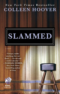 Slammed by Colleen Hoover, a New York Times bestselling self-published book