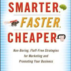 Smarter Faster Cheaper