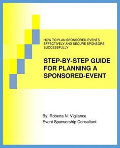 Step-by-Step Guide for Planing a Sponsored Event