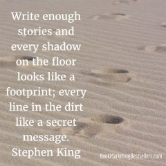 Stephen King on Writing Stories
