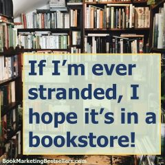 Stranded in a Bookstore Meme