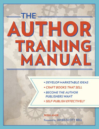 The Author Training Manual by Nina Amir