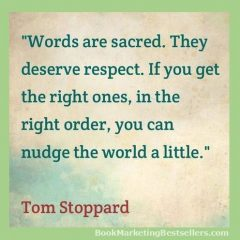 Tom Stoppard - Words Are Sacred