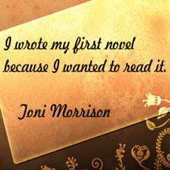 Toni Morrison on Writing