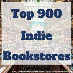 Top 900 Independent Bookstores