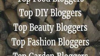 Top Bloggers, food bloggers, fashion bloggers