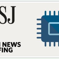 Wall Street Journal's Tech News Briefing Podcast on Facebook's TV app