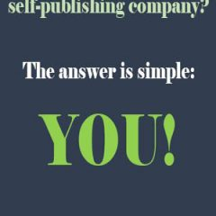 You Self-Publish