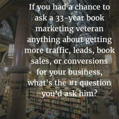 Book Marketing Q&A with John Kremer
