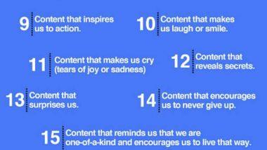 Content We Crave
