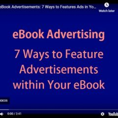 Ebook Advertisements