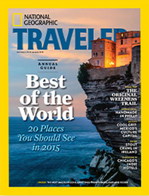 National Geographic Traveler - Do you want to know an easy way to get you and your book featured in <em srcset=