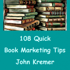 Quick Book Marketing Tips