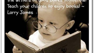 teach your children to read