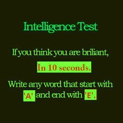 The True Intelligence Test as a Meme